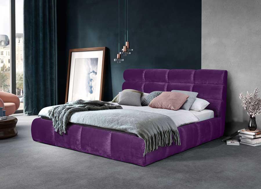 Кровать Елена Violet