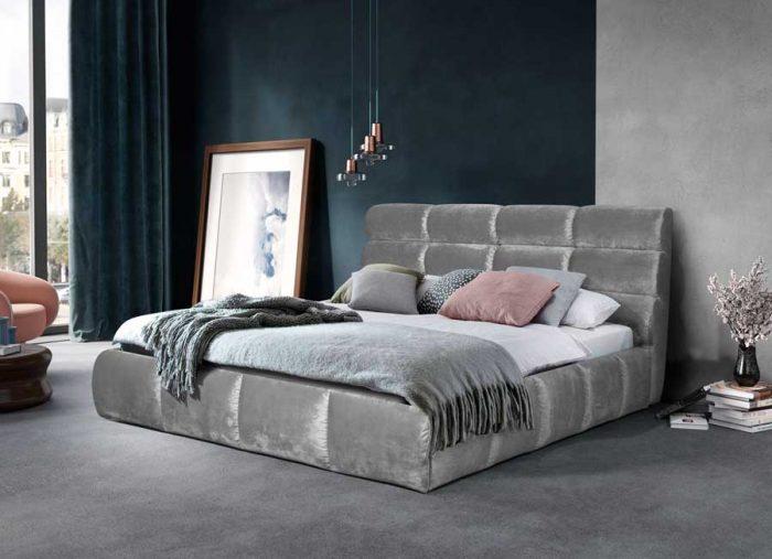 Кровать Елена Metal